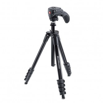 MANFROTTO Stativkit Aluminium Action Sort