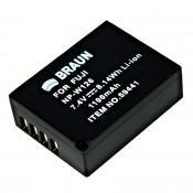Braun B202 3,7/1100 NP-W126 Fuji