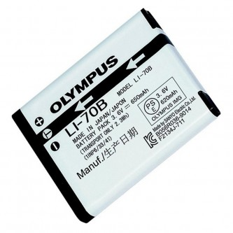 Olympus Lithium battery LI-70B