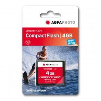 Agfa CF 4GB 120x MLC