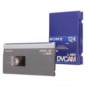 Sony PV-124ME DV cam L Bånd m/chip