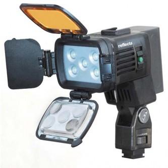 Reflecta DR10 LED Videolys