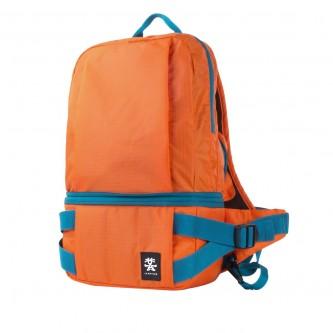 Crumpler Light Delight Foldable Backpack carrot