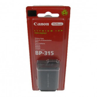 Canon BP-315 Batteri 1550mAh