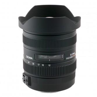 Sigma AF 12-25 f4-5,6 II DG Canon