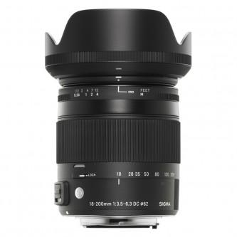 Sigma AF 18-200 f/3,5-6,3 DC Canon