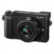 Panasonic Lumix GX80 m/12-32mm Sort