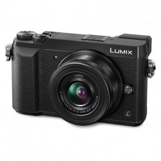 Panasonic Lumix GX80 m/12-32mm Sort