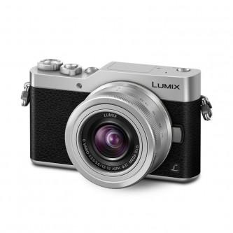 Panasonic Lumix GX800 12-23mm sølv