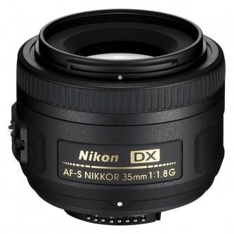 Nikkor AF-S DX 35mm 1,8 G