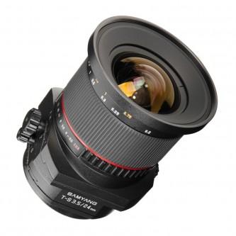 Samyang 24 mm TILT/SHIFT f3,5 ED AS Canon