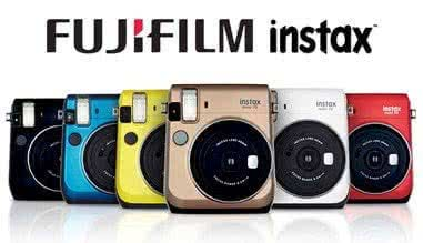 Klik for at gå til Instax kameraer og tilbehør